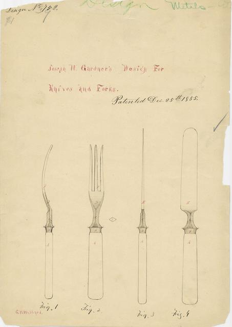 Design for Knives and Forks
