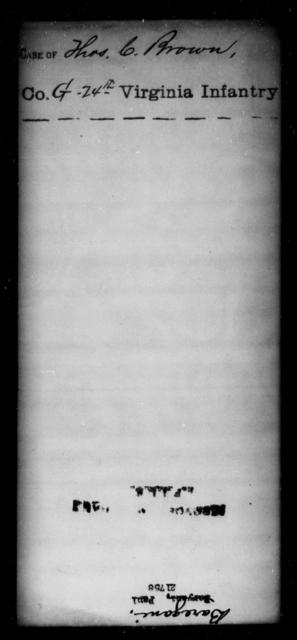 Baregani, Paul - State: [Blank] - Year: [Blank]