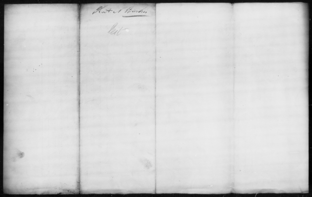 Barker, K A N - State: Virginia - Year: 1861