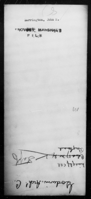 Barrington, John H - State: [Blank] - Year: [Blank]