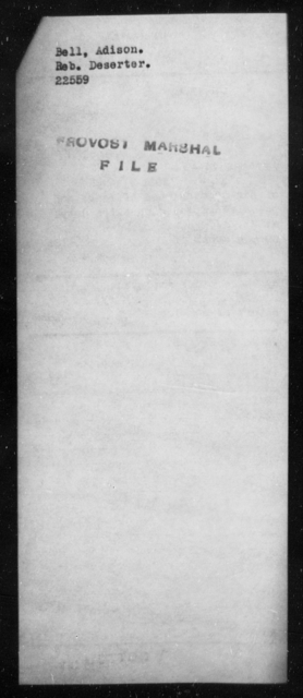 Bell, Adison - State: [Blank] - Year: [Blank]