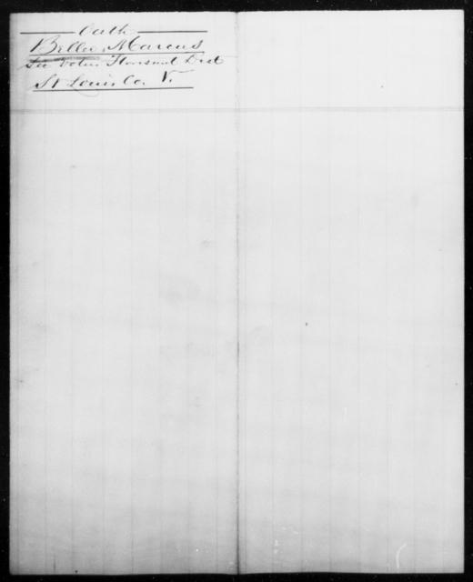 Beller, Marcus - State: Virginia - Year: [Blank]