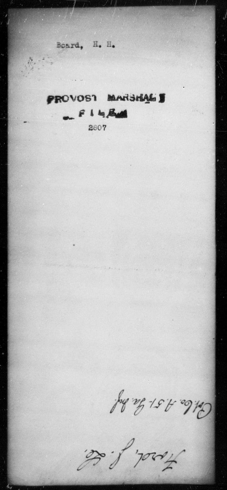 Board, H H - State: District of Columbia - Year: [Blank]