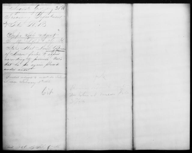 Bowen, L G - State: [Blank] - Year: 1866