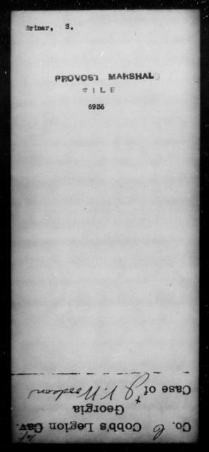 Briner, S - State: [Blank] - Year: [Blank]