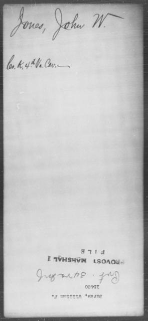 Burke, William F - State: Virginia - Year: [Blank]