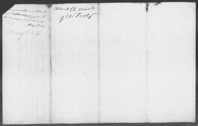 Burns, Mathew - State: Florida - Year: 1864