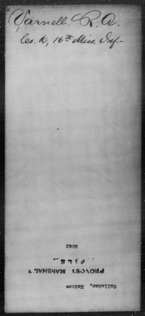 Callahan, Mathew - State: [Blank] - Year: [Blank]