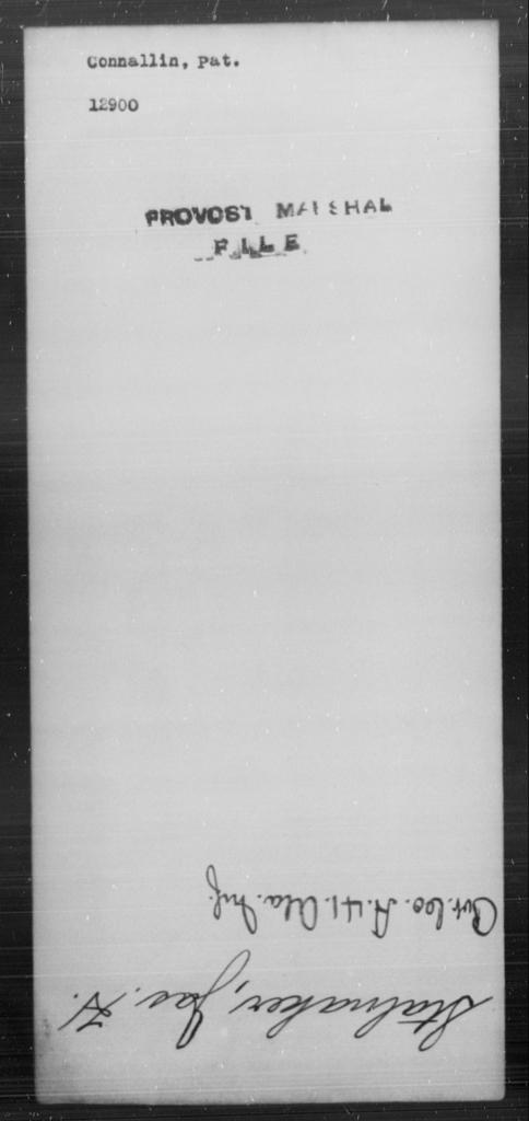 Connallin, Pat - State: [Blank] - Year: [Blank]