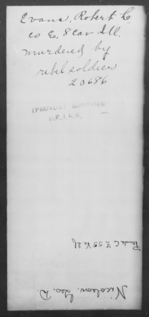 Evans, Robert L - State: Illinois - Year: [Blank]