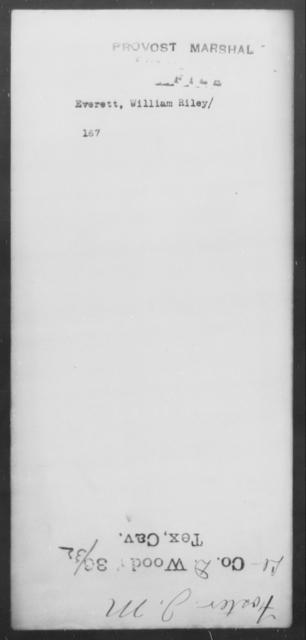 Everett, William Riley - State: [Blank] - Year: [Blank]
