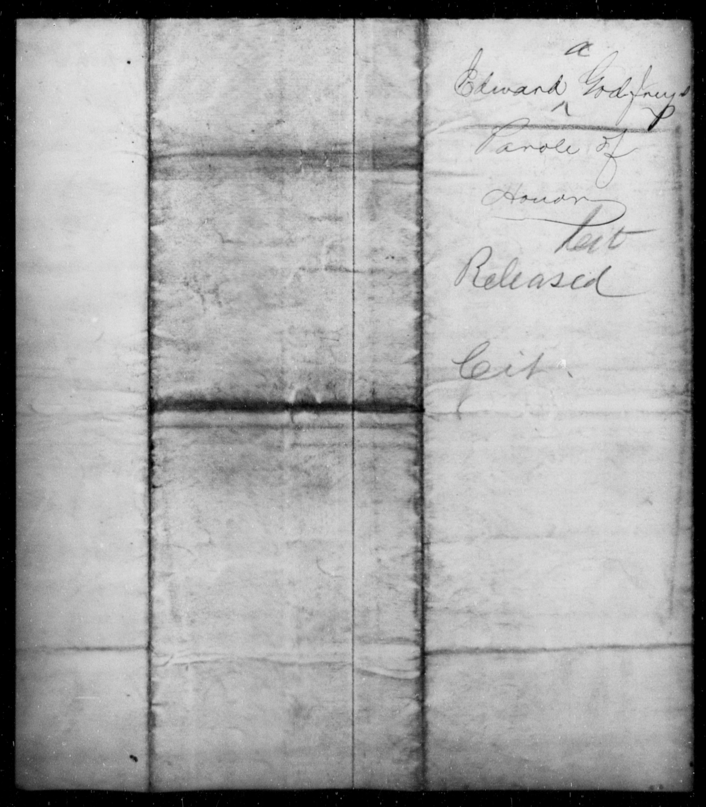Godfrey, Edward A - State: Virginia - Year: 1863
