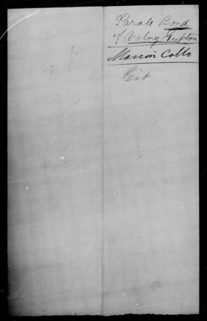 Gupton, Valney - State: Missouri - Year: [Blank]