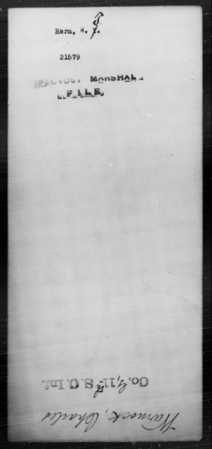 Hern, W T - State: [Blank] - Year: [Blank]