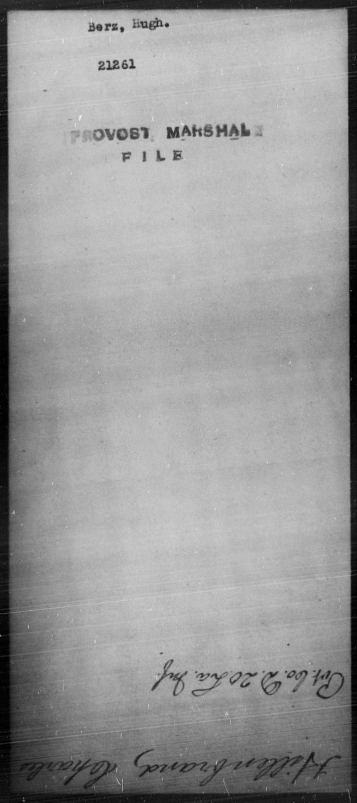 Herz, Hugh - State: [Blank] - Year: [Blank]