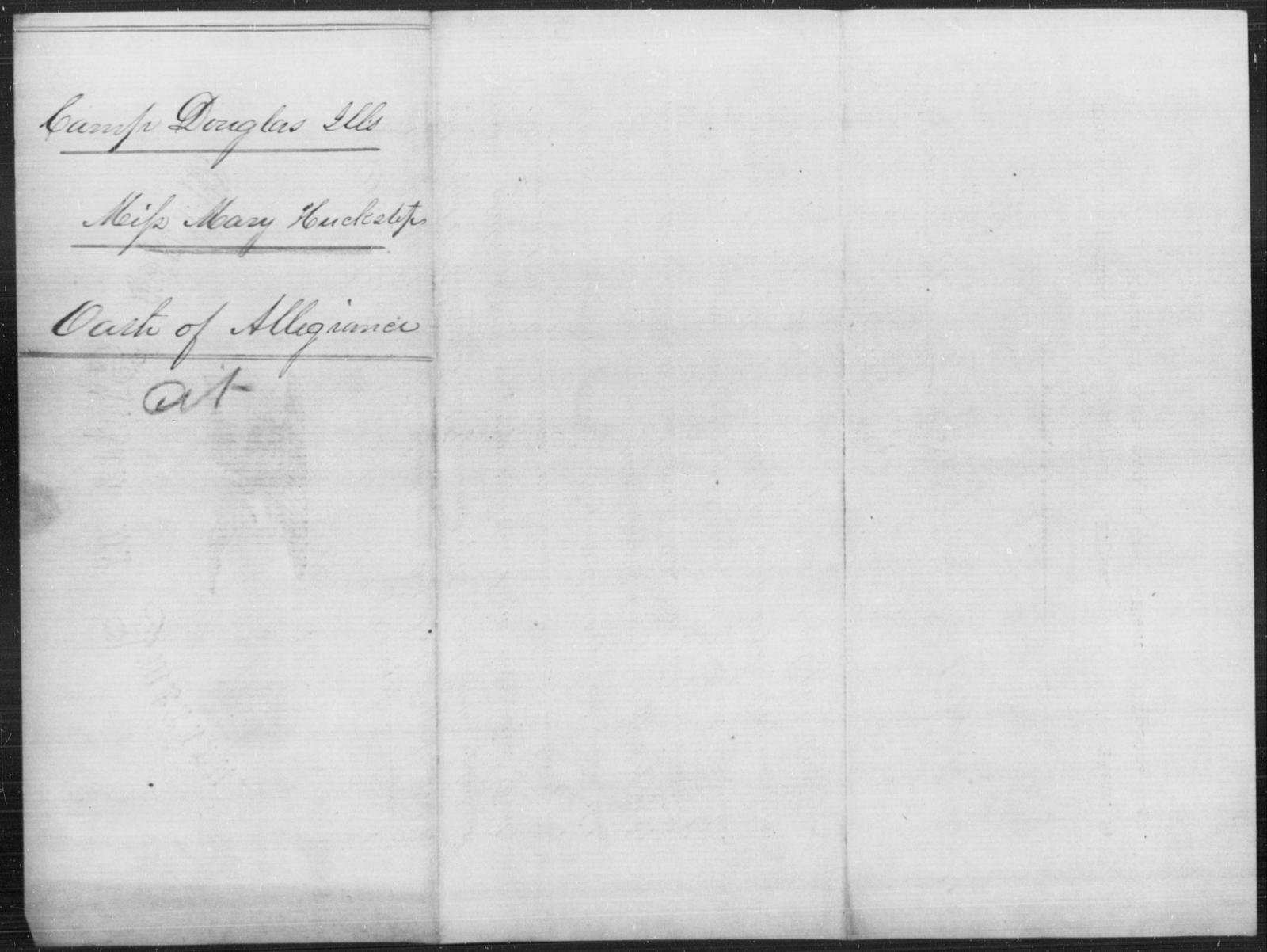Huckstep, Mary - State: Illinois - Year: [Blank]