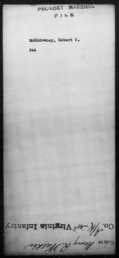 McEldowney, Robert T - State: [Blank] - Year: [Blank]