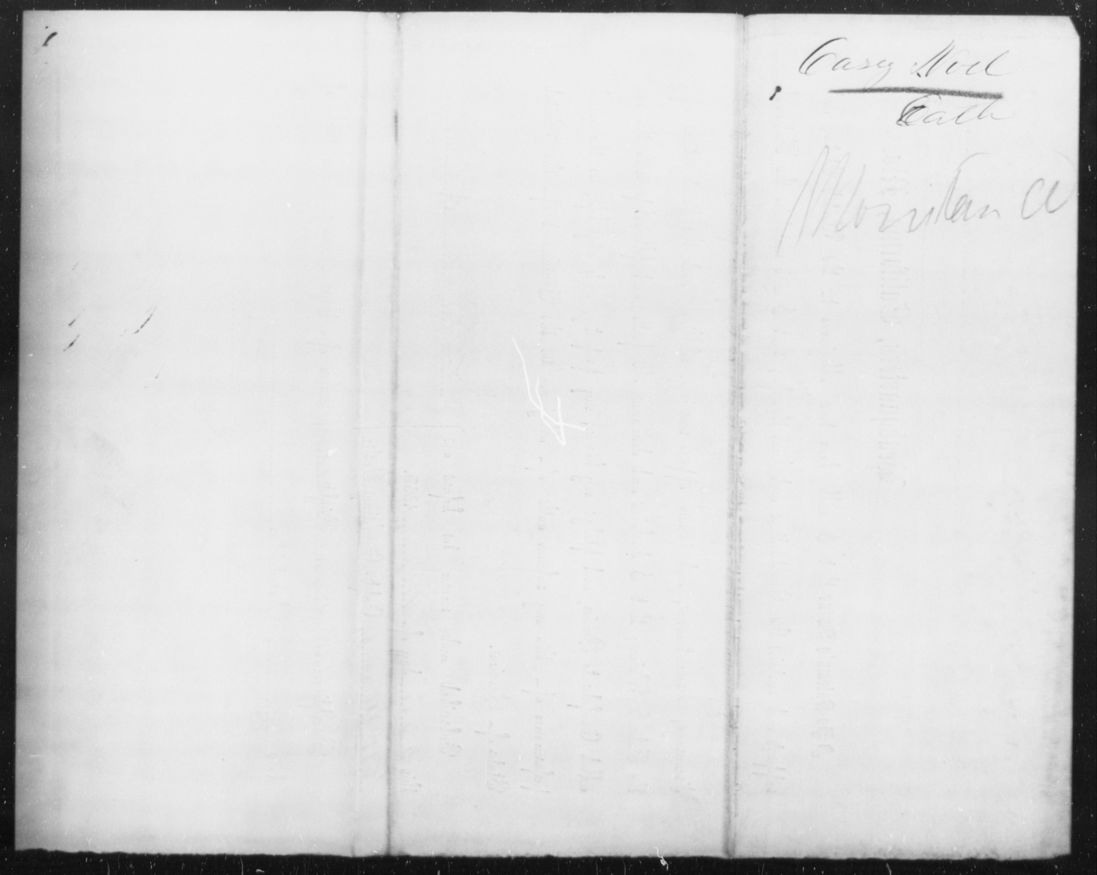 Noel, Cara - State: Missouri - Year: 1862
