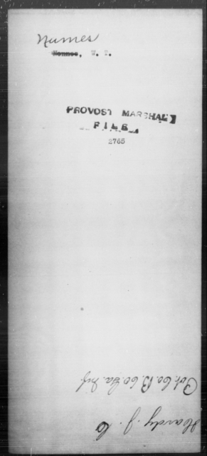 Numan, W T - State: [Blank] - Year: [Blank]