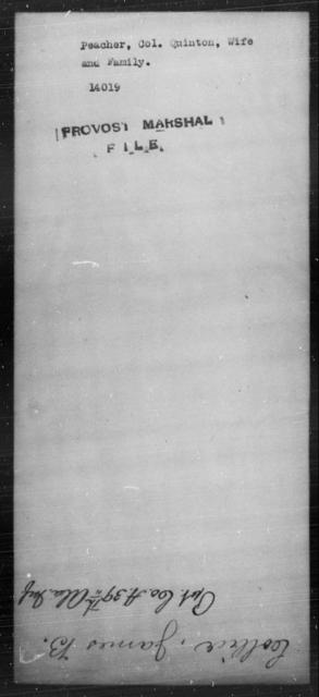 Peacher, Quinton - State: [Blank] - Year: [Blank]