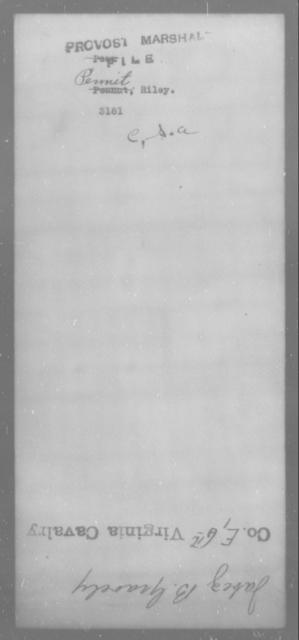Pennit, Riley - State: [Blank] - Year: [Blank]