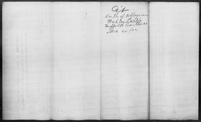 Porter, Walter - State: Massachusetts - Year: 1862