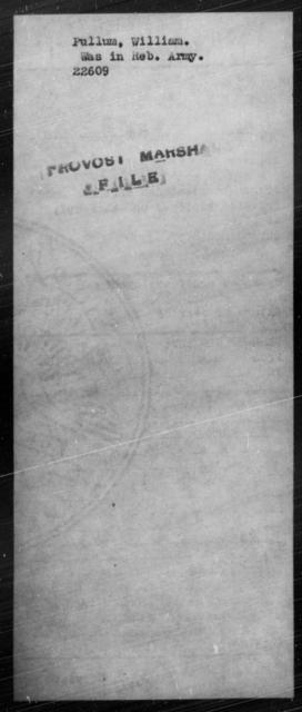 Pullum, William - State: [Blank] - Year: [Blank]