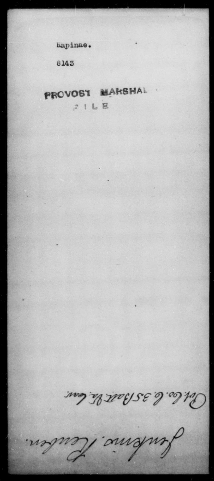 Rapinae, [Blank] - State: [Blank] - Year: [Blank]