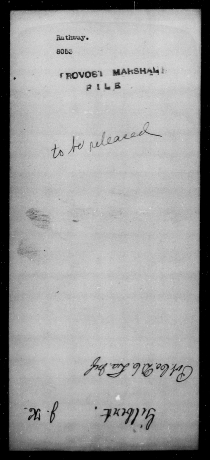 Rathway, [Blank] - State: [Blank] - Year: [Blank]