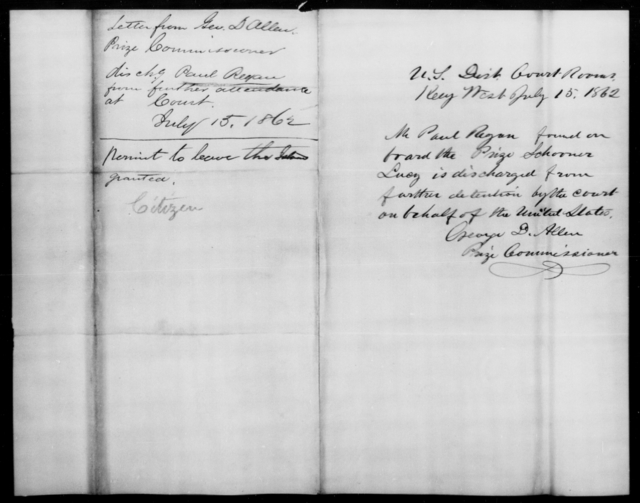 Regan, Paul - State: Kentucky - Year: 1862
