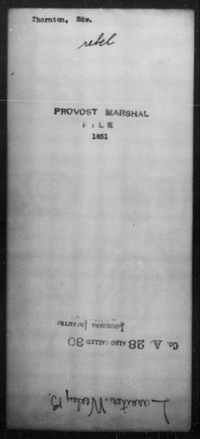 Thornton, Edw - State: [Blank] - Year: [Blank]
