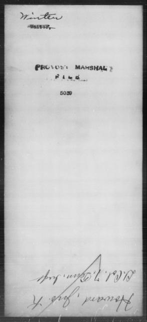 Winter, [Blank] - State: [Blank] - Year: [Blank]