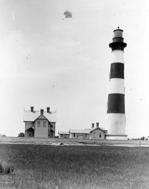 Photograph of Charleston Light Station in South Carolina
