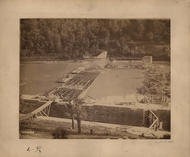 Kentucky River Lock and Dam Number Five