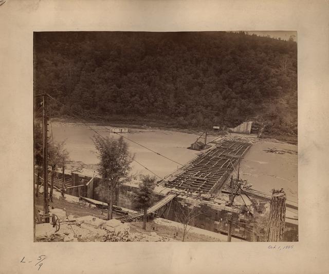 Kentucky River Lock Number Five