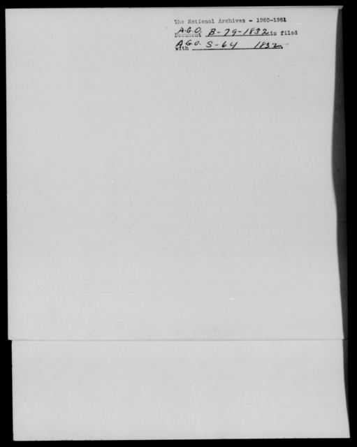 [Blank], [Blank] - State: [Blank] - Year: 1832 - File Number: B79