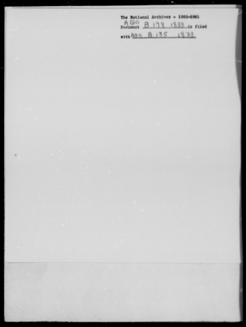 [Blank], [Blank] - State: [Blank] - Year: 1833 - File Number: B178
