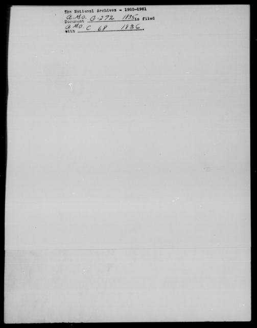 [Blank], [Blank] - State: [Blank] - Year: 1835 - File Number: G272