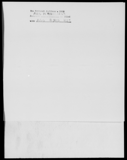 [Blank], [Blank] - State: District of Columbia - Year: 1839 - File Number: H90