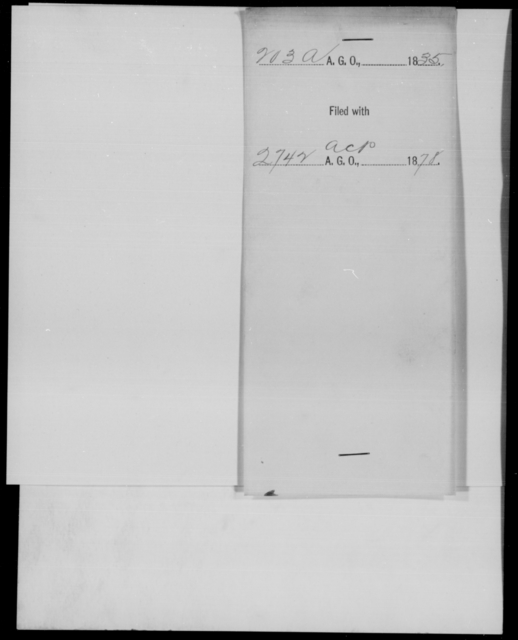 [Blank], [Blank] - State: New York - Year: 1835 - File Number: A203