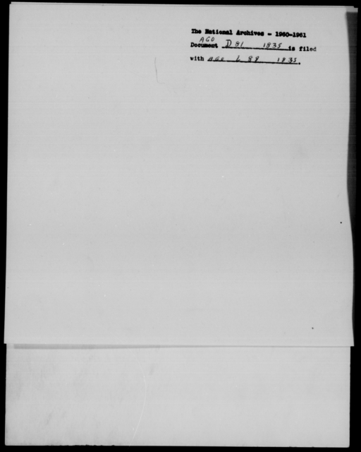 [Blank], [Blank] - State: New York - Year: 1835 - File Number: D81
