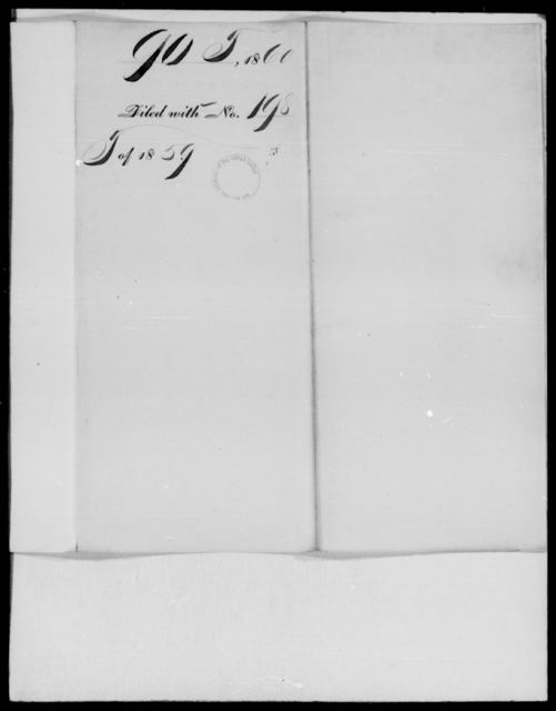 [Blank], [Blank] - State: Texas - Year: 1860 - File Number: T90