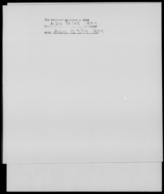 Devan, Timothy - State: Georgia - Year: 1844 - File Number: D169