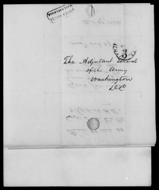 Eaton, J H - State: District of Columbia - Year: 1846 - File Number: E143