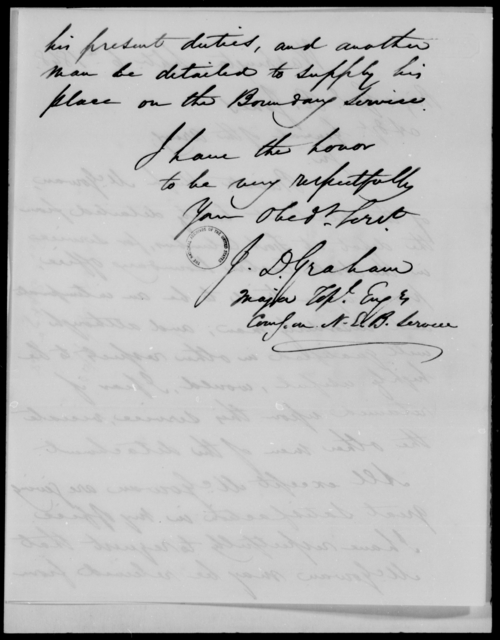 Graham, J D - State: [Blank] - Year: 1848 - File Number: G392