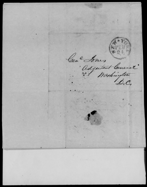 Hanley, Jno L - State: [Blank] - Year: 1848 - File Number: H122