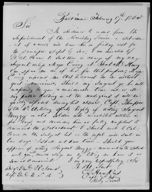 Hawkins, E J - State: [Blank] - Year: 1835 - File Number: H17