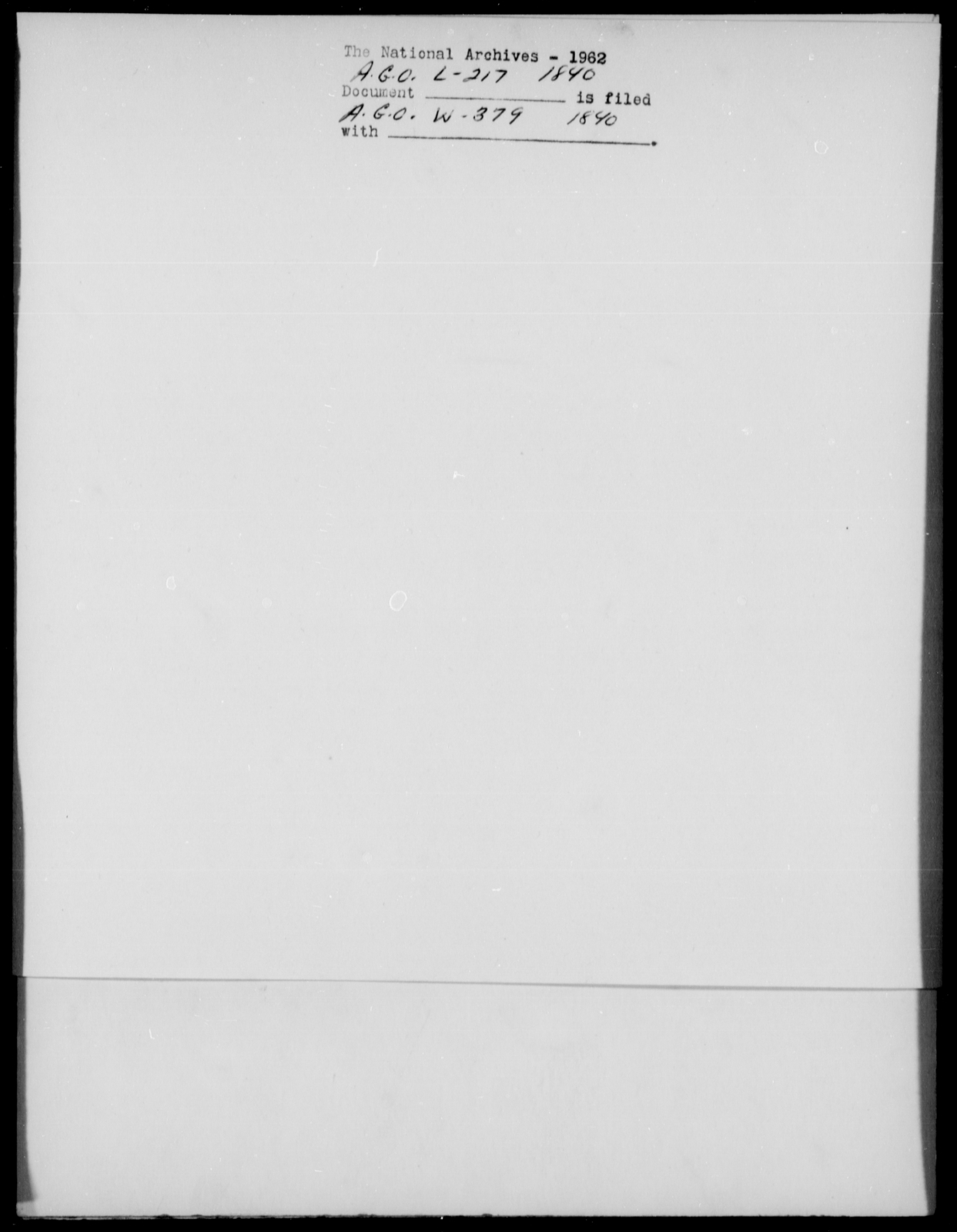 Lawson, Thos - State: [Blank] - Year: 1840 - File Number: L217
