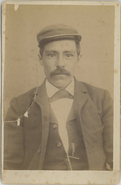 Loud 15, Antone Melovidof, St. Paul Island, c. 1880s Photograph by Gray & Hereford