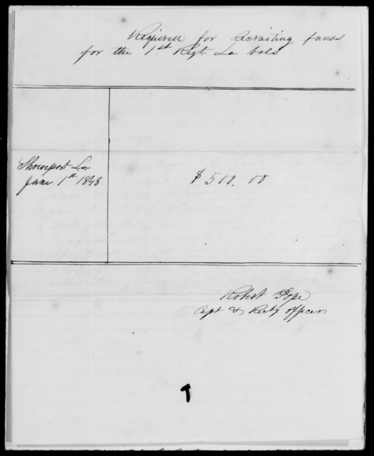 Pope, Robert - State: [Blank] - Year: 1848 - File Number: P222